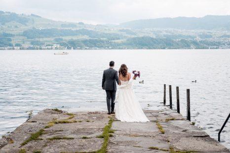 Aida + Tim   Hochzeitsfotografen am Bodensee Hülya und Luca in der Schweiz  - Hochzeitsfotografie von Aida und Tim