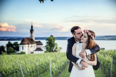 Aida + Tim | Hochzeitsfotografen am Bodensee Carolin und Maurizio in Deutschland  - Hochzeitsfotografie von Aida und Tim