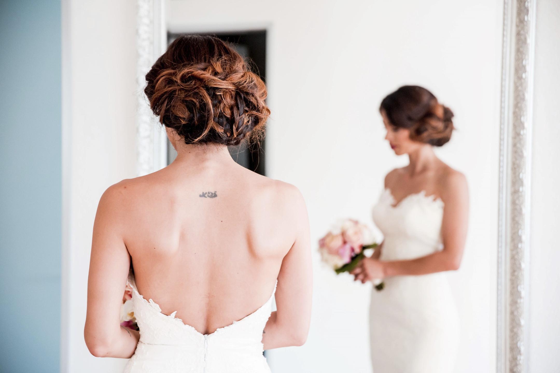 Aida + Tim | Hochzeitsfotografen am Bodensee Gewächshaus Hochzeit in der Schweiz  - Hochzeitsfotografie von Aida und Tim