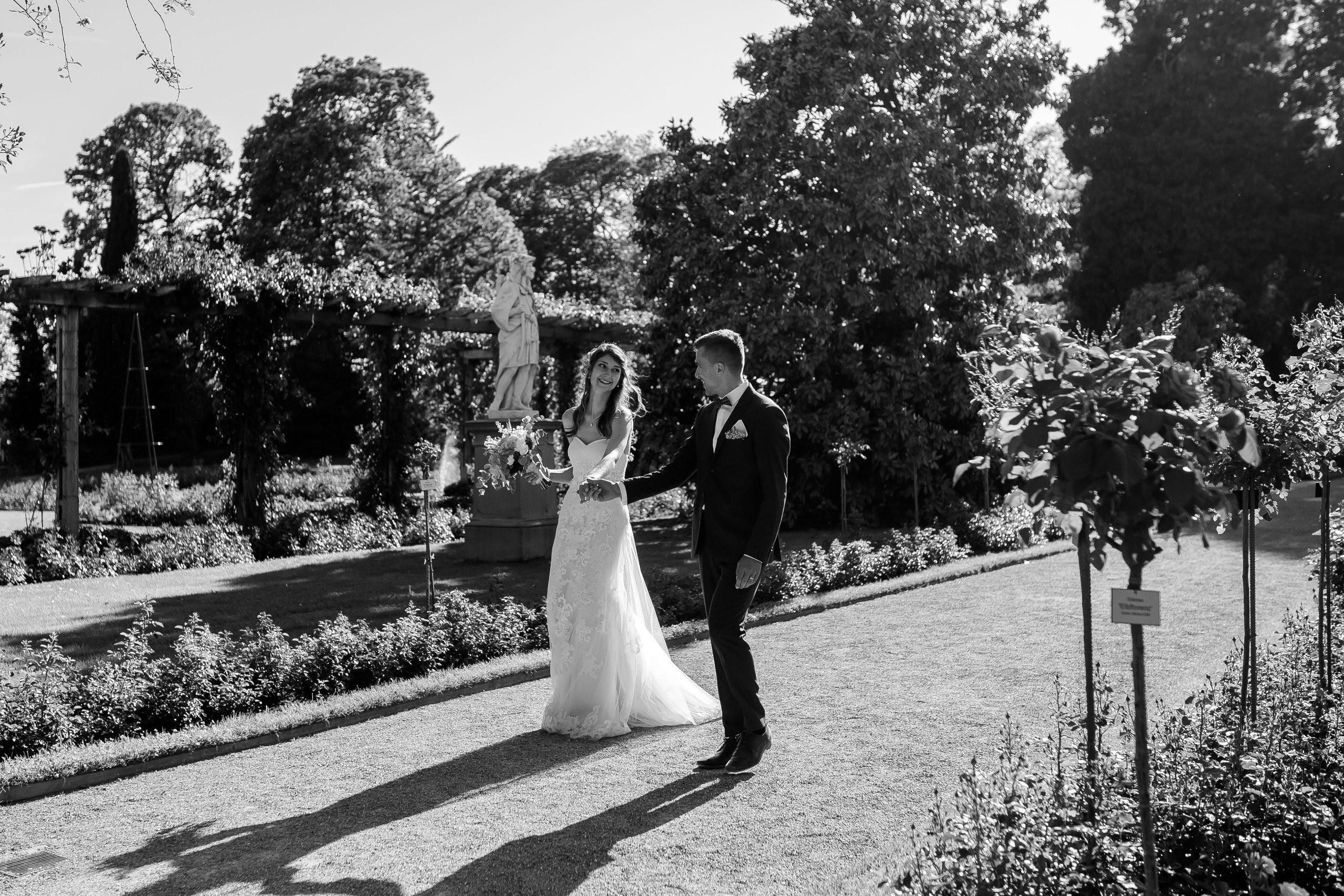 Aida + Tim | Hochzeitsfotografen am Bodensee Insel Mainau, Konstanz