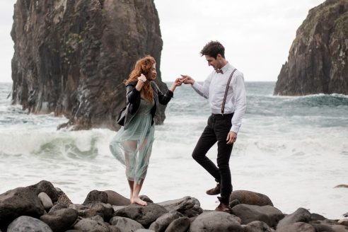 Aida + Tim | Hochzeitsfotografen am Bodensee Leonie & Daniel in Portugal  - Hochzeitsfotografie von Aida und Tim