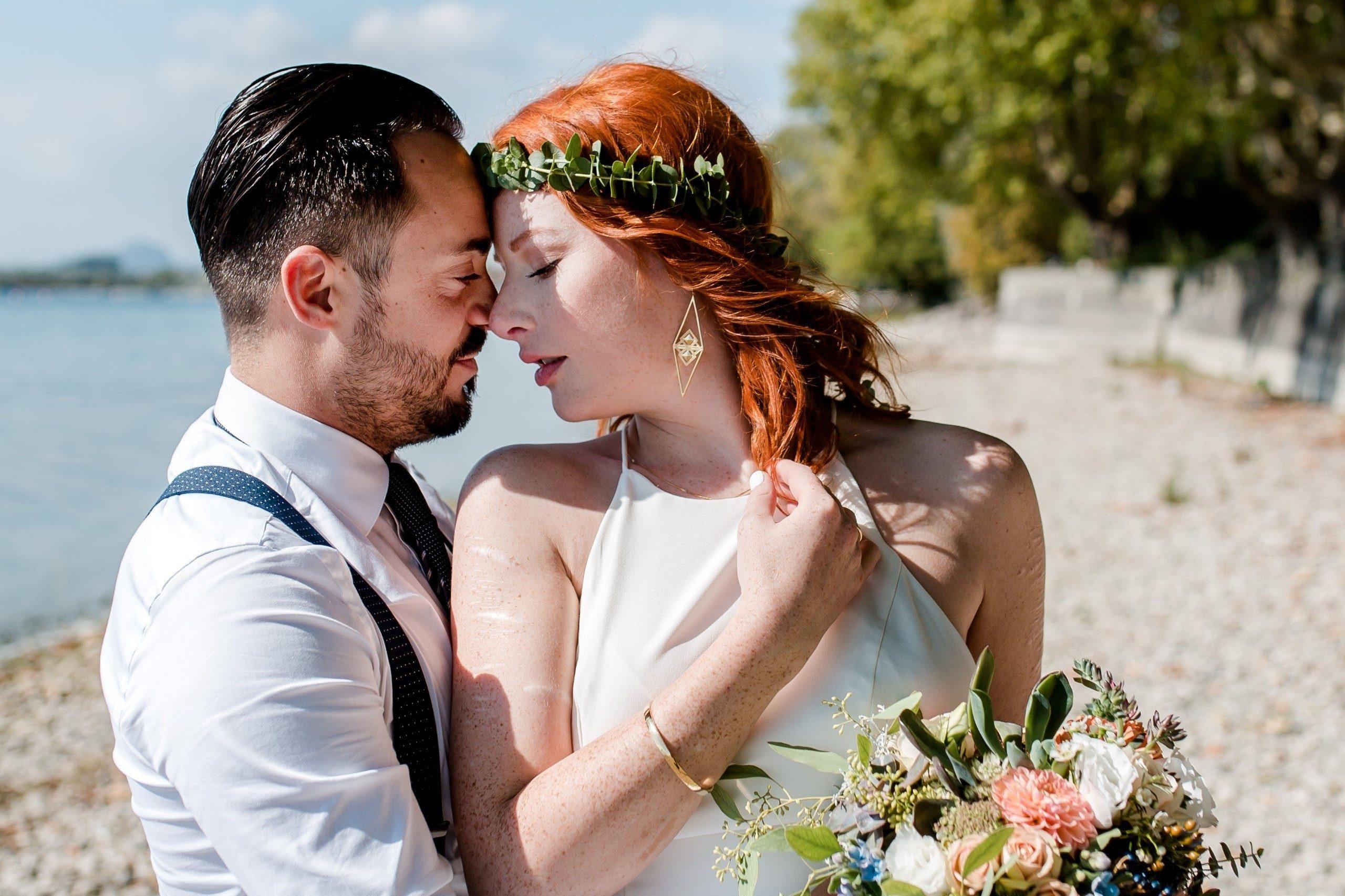 Aida + Tim | Hochzeitsfotografen am Bodensee Referenzen