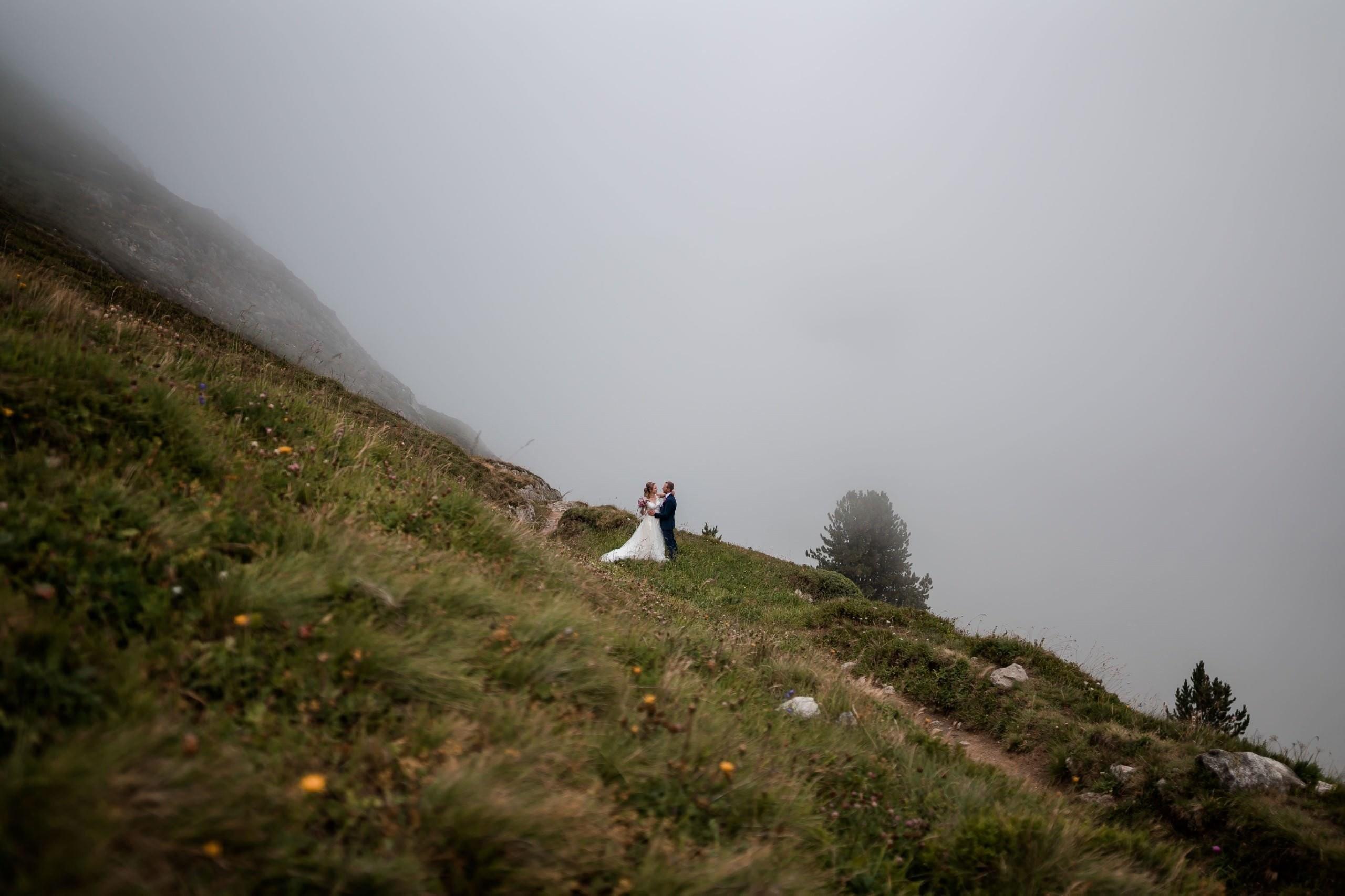 Aida + Tim | Hochzeitsfotografen am Bodensee Belalp, Schweiz