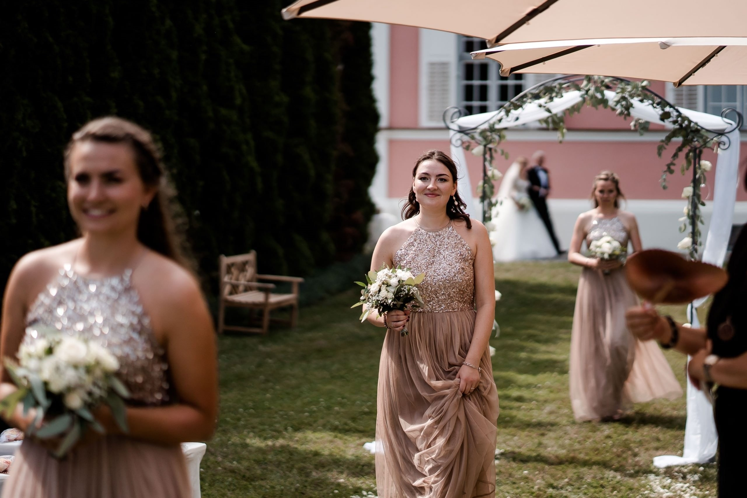 Aida + Tim | Hochzeitsfotografen am Bodensee Schloß Freudental, Allensbach